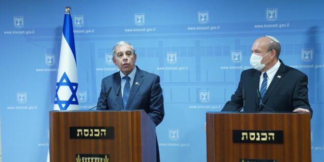 """יו""""ר הכנסת: ישראל לא פעלה עד היום באופן מספק כדי להתמודד עם משבר האקלים"""