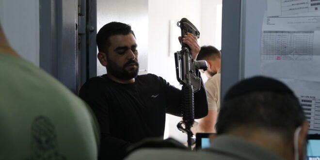 הפשיעה במגזר הערבי: גויסו שתי פלוגות מילואים של משמר הגבול