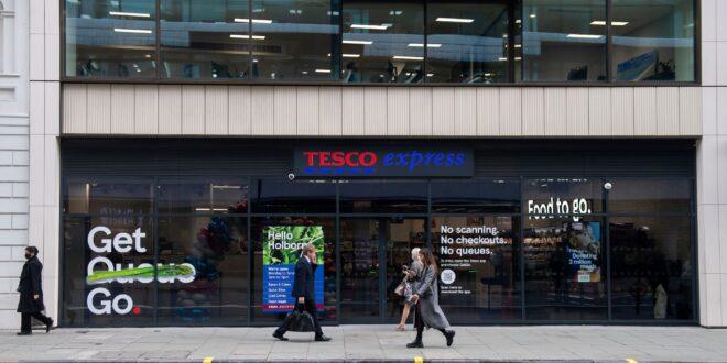 טסקו הבריטית חנכה סופרמרקט אוטונומי במרכז לונדון באמצעות הטכנולוגיה הישראלית של טריגו