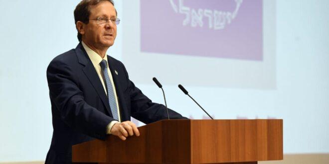 נשיא המדינה שלח למלך ירדן אגרת ברכה לרגל ציון 27 שנה לחתימת הסכם השלום