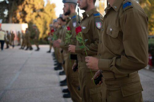 חיל ההנדסה הקרבית התייחד עם זכר 617 חלליו בטקס הזיכרון השנתי