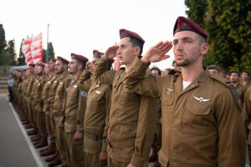 חילופי מפקד חטיבת הצנחנים