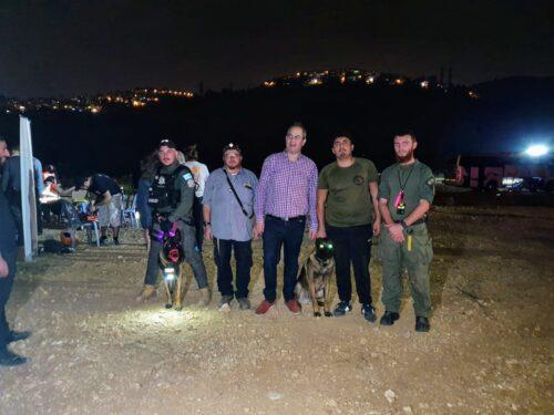 """תרגיל יכ""""ל ואיחוד הצלה בירושלים"""
