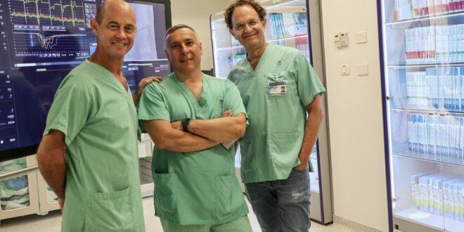 הישג ישראלי: שלושה קרדיולוגים מאיכילוב כבשו את המקומות הראשונים בעולם