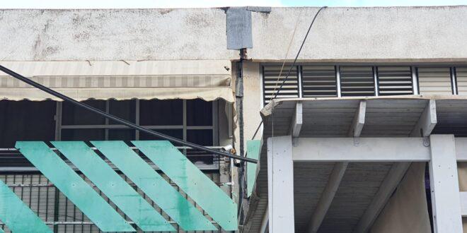בית שמש: מבנה בעיר פונה מיידית בשל החמרה משמעותית במצב הבניין