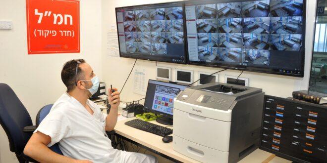 מחלקת קורונה נוספת נסגרה במרכז הרפואי לגליל