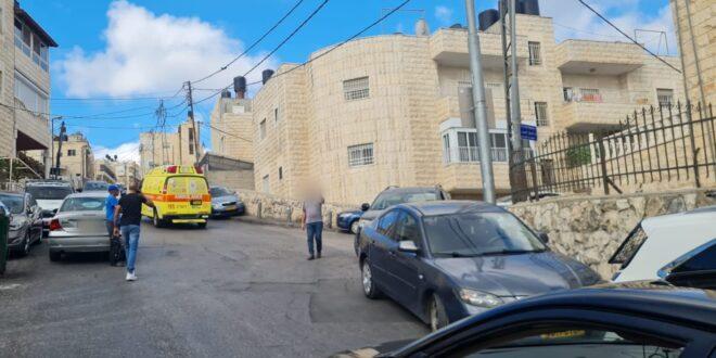 מזרח ירושלים: נערה בת 16 נפלה למותה בבניין מגורים