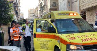בן 10 נפצע בינוני מפגיעת רכב בבני ברק