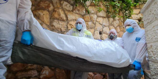 גבר גלמוד בן 72 נמצא מוטל ללא רוח חיים בביתו בירושלים כשבוע לאחר מותו