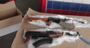 נעצרו שבעה חשודים בהחזקת נשק שלא כדין מטייבה וטירה