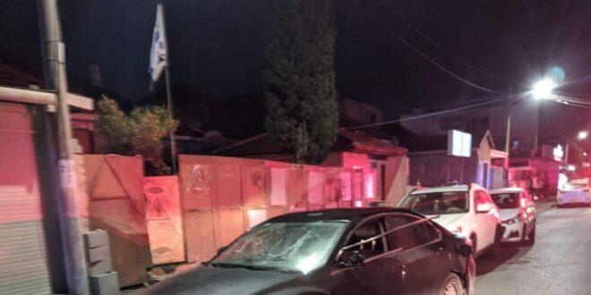 אור עקיבא: רכב התפוצץ ממטען חבלה שהוטמן בתוכו, אין נפגעים