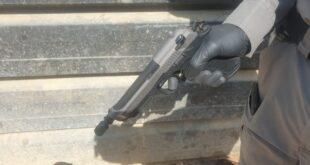 אקדח נמצא בבית בשגב שלום