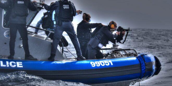 תרגיל משטרתי יתקיים הלילה בטיילת אילת, תורגש תנועה ערה של רכבי משטרה