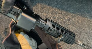 M16 אותר ברכב של תושב מזרח ירושלים