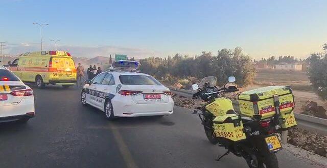 גבר בן 30 נהרג לאחר שנפל מכדור פורח בעמק יזרעאל