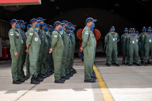 התרגיל הבינלאומי הצבאי הגדול ביותר יוצא לדרך בהשתתפות שבע מדינות
