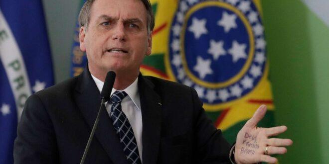סנאטור ברזילאי קורא להעמיד לדין את בולסונארו באשמת פשעים נגד האנושות